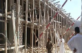 ضبط 118 شخصا لمخالفتهم قرار إيقاف أعمال البناء