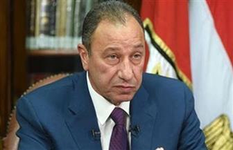«الخطيب» يوجه الشكر إلى الرئيس السيسي ومؤسسات الدولة وقياداتها