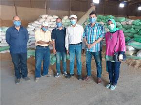 محافظ بورسعيد: ارتفاع توريد محصول القمح إلى ٤٠٤٣ طنا و١٢٠ كيلو لمراكز التجميع والصوامع | صور