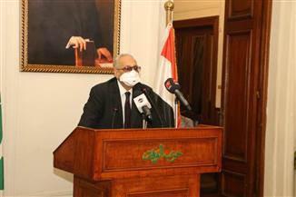 «أبو شقة»: أمن مصر وحماية الحدود مسئولية الجميع.. وسنفتدي الوطن بالروح والمال