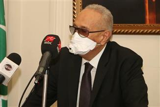 """""""أبو شقة"""" يستعرض تقرير اللجنة بشأن تعديل قانون تنظيم مباشرة الحقوق السياسية"""