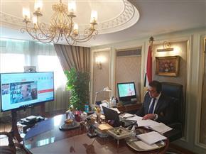 «عبدالغفار» يشارك في أعمال لجنة تسخير العلوم من أجل التنمية.. ويستعرض الإستراتيجية المصرية للفضاء| صور