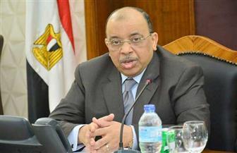وزير التنمية المحلية يتفقد مشروعات الطرق الجديدة والصرف الصحي بالأقصر | صور