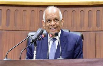 """برلماني يشيد بكلمة """"عبدالعال"""" ضد تصريحات الجامعة العربية غيرالشرعية"""