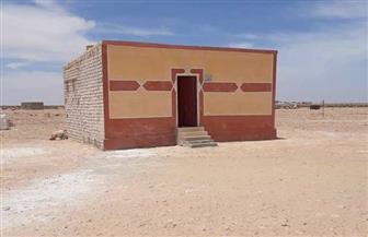 """محافظ مطروح: تطوير 18 منزلا بقرية أبو مزهود ضمن مبادرة """"حياة كريمة""""  صور"""