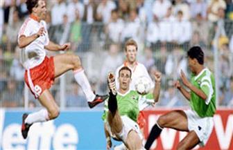 في مثل هذا اليوم.. منتخب الفراعنة يتعادل مع طواحين هولندا بكأس العالم 90