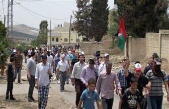 إصابة 5 فلسطينيين بينهم 3 صحفيين برصاص الاحتلال الإسرائيلي خلال مسيرة كفر قدوم