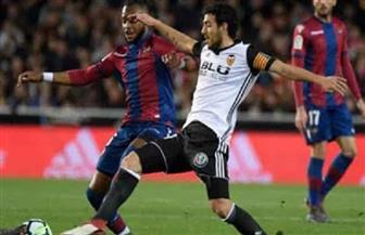 بلنسية يتعادل مع ليفانتي في الدوري الإسباني