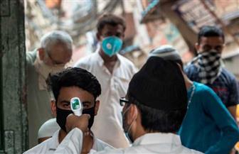 الهند تسجل 20 ألفا و903 حالات إصابة جديدة بفيروس كورونا