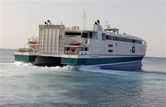النقل: تسيير رحلات بحرية لنقل المصريين العائدين من المملكة العربية السعودية | صور
