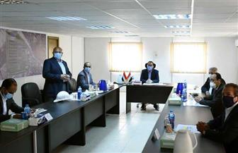 رئيس الوزراء يتفقد محطة معالجة مياه الصرف الصحي بأبورواش بالجيزة| صور