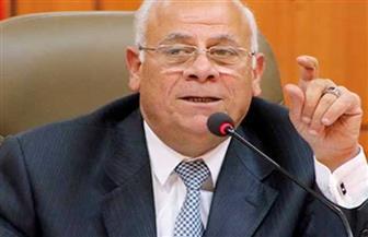 محافظ بورسعيد يوجه بمواصلة تطوير صالة نادي الحرية للمعاقين