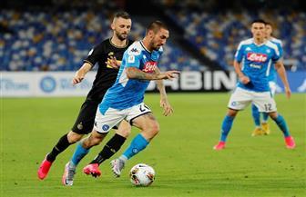 نابولي يضرب موعدا مع يوفنتوس في نهائي كأس إيطاليا