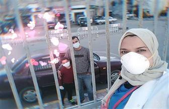 """تعافي 14 مصابا جديدا من """"كورونا"""" في """"عزل العجمي"""".. وارتفاع العدد إلى 265 حالة"""