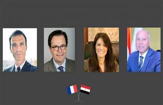 وزيرة التعاون الدولي: 50 مليون يورو من الوكالة الفرنسية للتنمية لتطوير الخط الأول لمترو الأنفاق