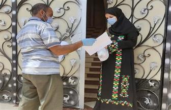قوافل لتوزيع حقائب العلاج والمعقمات للمخالطين لحالات كورونا بالوادى الجديد