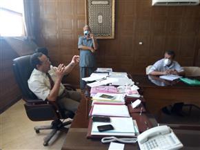 محافظ شمال سيناء: زراعة أكثر من مليون فدان من الأراضي الجديدة بوسط سيناء