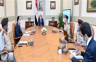 الرئيس السيسي يوجه بتطوير منظومة إصدار تراخيص البناء وتشديد إجراءات الرقابة وتحديد المسئولية