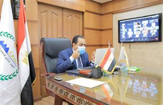رئيس التنظيم والإدارة يستعرض محاور خطة الإصلاح الإداري الخمسة | صور