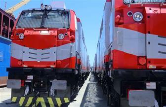 النقل: تشغيل عدد من القطارات في خطة شاملة جديدة  لتشغيل السكة الحديد | صور