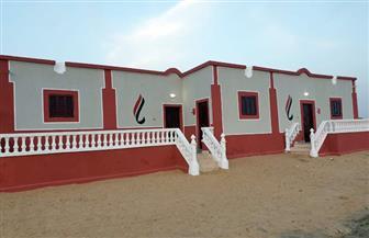 إعادة إعمار 100 منزل بالغربية ضمن البروتوكول الثالث لإعادة تأهيل القرى الأكثر احتياجا | صور