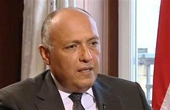 وزير خارجية الكويت يؤكد لسامح شكرى: قرار وقف رحلات الطيران القادمة من مصر سيكون محل مراجعة