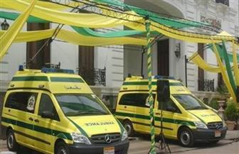 الصحة-الدفع-بـ---سيارة-إسعاف-مجهزة-وتوزيعها-بمقار-اللجان-أثناء-الانتخابات