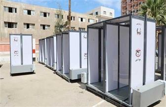 محافظ قنا: وصول 65 بوابة تعقيم لوضعها أمام لجان امتحانات الثانوية العامة