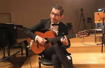 """برنامج فني مميز لـ""""وحيد ممدوح"""" في حفله الليلة بالموسيقى العربية"""