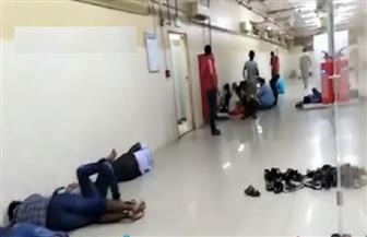 سجن الإبعاد القطري.. مقابر للأحياء وبؤرة لفيروس كورونا| فيديو