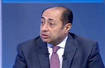 السفير حسام زكي: الرئيس السيسي استحق درع العمل التنموي عن جدارة | فيديو