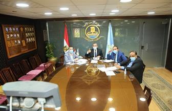 محافظ كفر الشيخ يشهد تسليم 15 عقد تقنين أراضي أملاك الدولة عبر الفيديو كونفرانس | صور