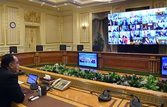 خلال اجتماع الحكومة.. وزير الموارد المائية يستعرض ما تم بجولة التفاوض حول سد النهضة