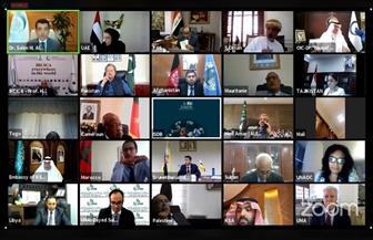 بينهم مصر.. وزراء يستعرضون مبادرات بلدانهم لمواجهة تداعيات أثر كوفيد-19 على العمل الثقافي
