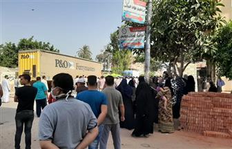 نائب سابق وصيدلي وموظف.. تشييع جنازة 3 من ضحايا فيروس كورونا بكفر الشيخ  | صور