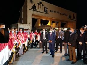 أحد العائدين من ليبيا: «الواحد حس بفرحة كبيرة أوي لما رجع مصر» | فيديو