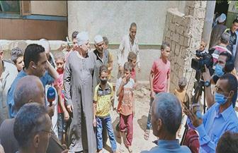 عمدة «كوم الرمل» في بني سويف: القرية استقبلت أبناءها العائدين من ليبيا بالزغاريد