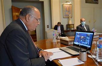 وزير الخارجية يشارك في مؤتمر تعزيز التعاون الدولي لـ «الحزام والطريق» لمكافحة «كورونا»
