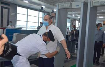 محافظ البحر الأحمر: الغردقة تستقبل أول رحلة طيران من الخارج الشهر الجاري| صور