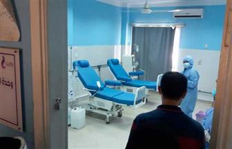 وكيل «صحة سوهاج» يتفقد مستشفى العسيرات المركزي   صور