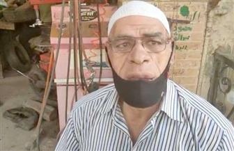 الفنان حسين أبو حجاج: دخلت التمثيل بالصدفة.. والعمل فى ورشة الكاوتش متعتى وأكل عيشي