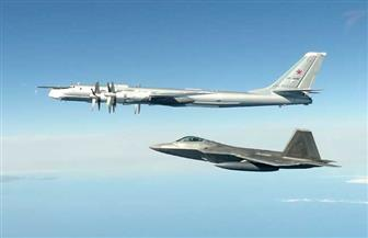 روسيا تدفع بطائرات لاعتراض قاذفتين أمريكيتين فوق بحر أوخوتسك