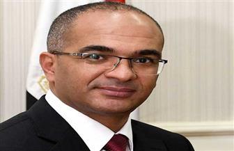نائب وزير الإسكان لشئون البنية الأساسية يتابع أعمال جهاز تنظيم مياه الشرب والصرف الصحي وحماية المستهلك