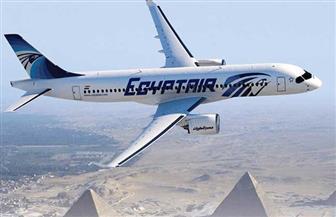 324 مصريا يصلون القاهرة من قطر عبر مسقط علي رحلتين استثنائيتين