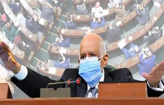 """رئيس """"النواب"""": الحكومة الحالية حكومة حرب.. وليبيا عمق الأمن المصري.. ولن نفرط في حق أبنائنا"""