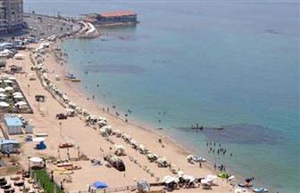 """بوابات لقياس الحرارة وكمامة للمصطافين.. 8 إجراءات عاجلة بـ""""الإسكندرية"""" بعد قرار فتح الشواطئ والمتنزهات"""