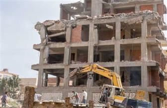 """""""الإسكندرية"""" تعلن عن 8 إجراءات عاجلة للحد من ظاهرة البناء المخالف"""