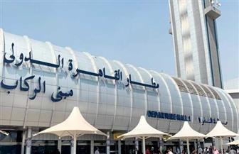 تطوير وتجديد بوابات الدخول والخروج من مطار القاهرة