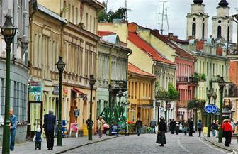 فرق موسيقية ومغنون ينشرون الأمل في شوارع ليتوانيا