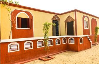إعادة إعمار 30 منزلا للأسر الأكثر احتياجا فى السنطة بالغربية | صور